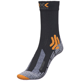 X-Socks Trekking Outdoor Socks Unisex Anthracite